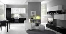 La cucina… in soggiorno: nuovi ambienti a più funzioni