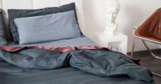 La camera da letto a 360°