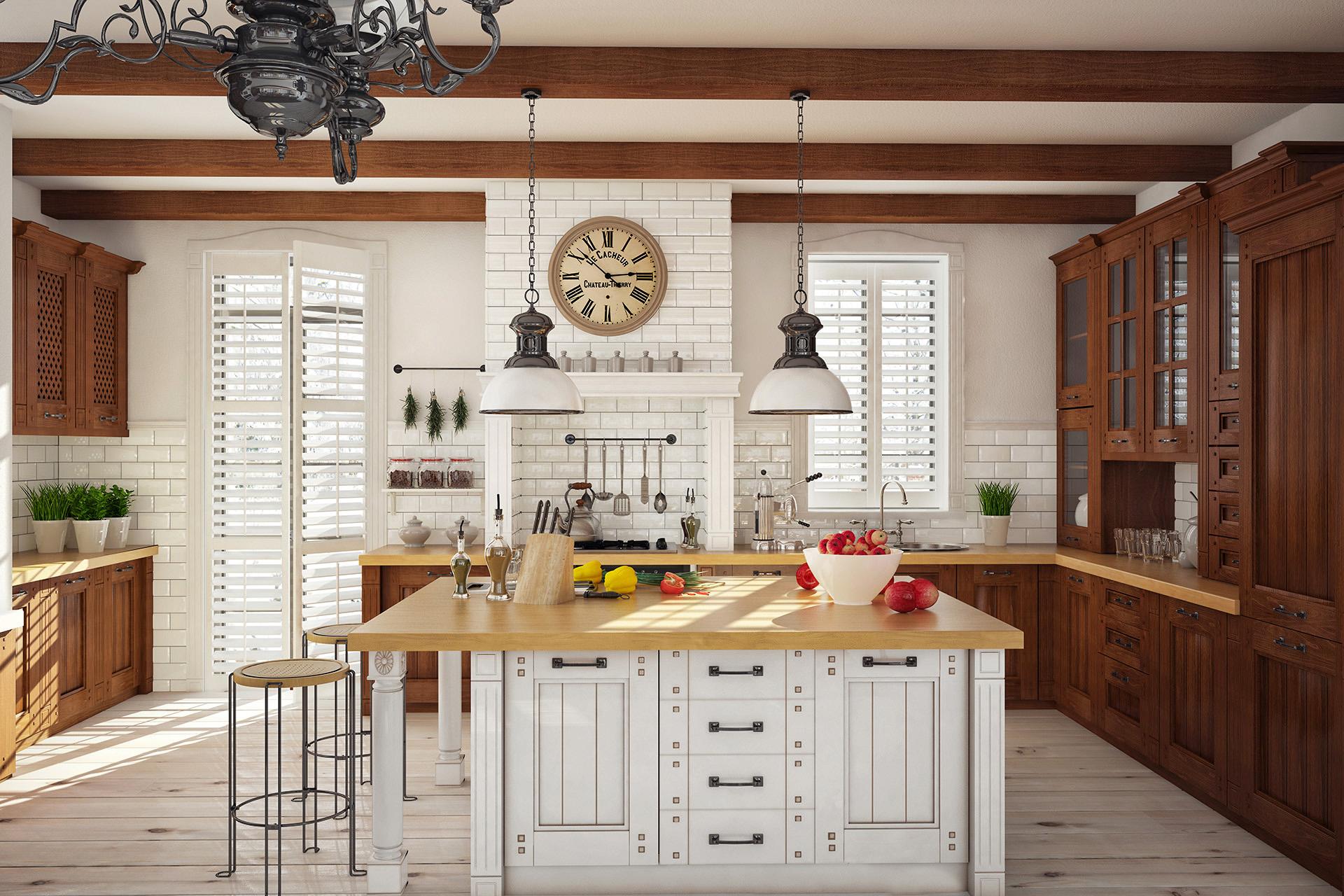 Come rinnovare una cucina classica | Mobrì, #arrediamo